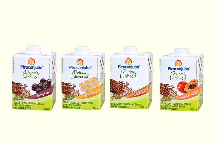 Quinoa e linhaça, uma combinação saudável