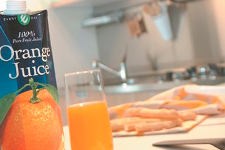 Suco na caixinha: pronto, prático e saudável