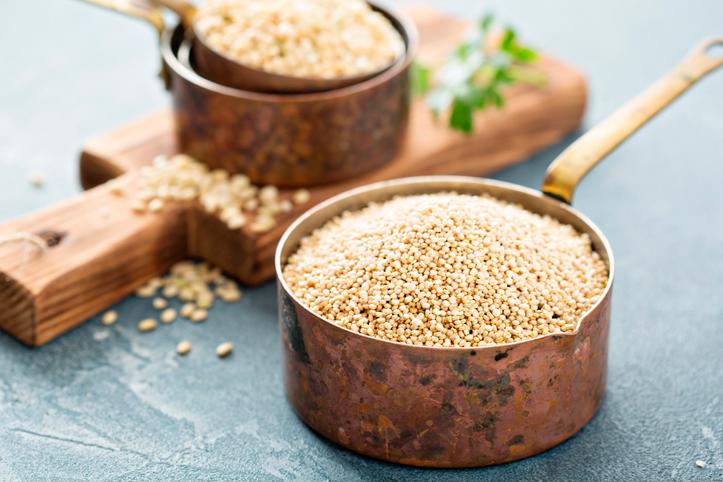 Quinoa: uma alternativa para uma alimentação saudável