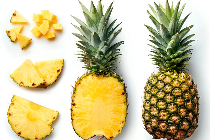 Abacaxi e seus inúmeros benefícios