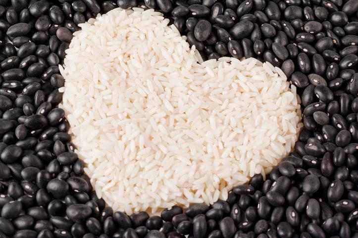 Arroz e Feijão: nutrição completa