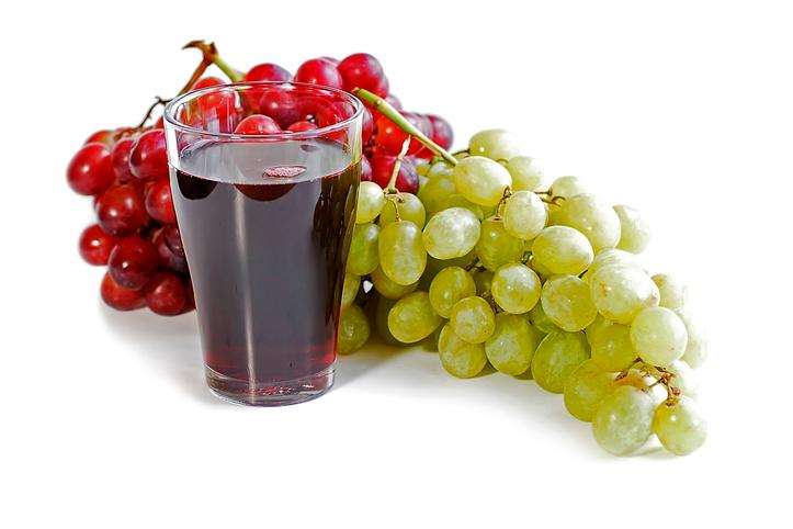 Suco de uva integral previne doenças