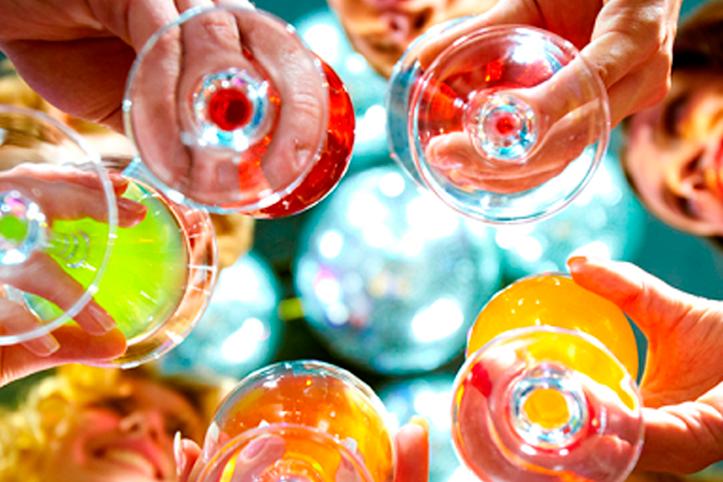 Drinks saudáveis para as festas de fim de ano