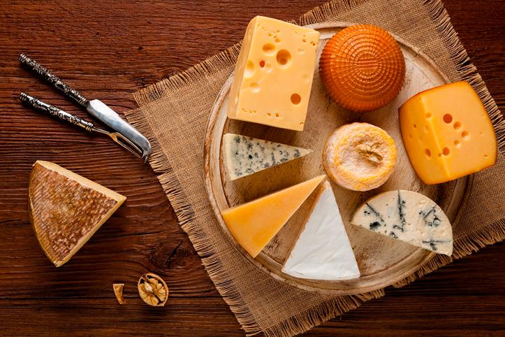 Sua saúde com sabor de queijo!