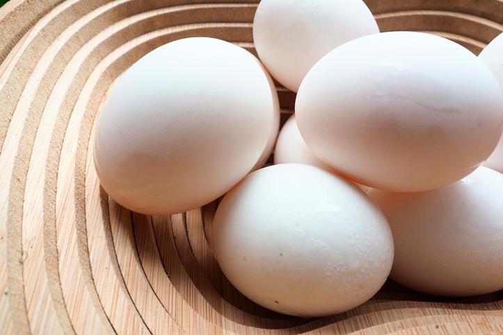 O poder da clara do ovo (e da gema também!)