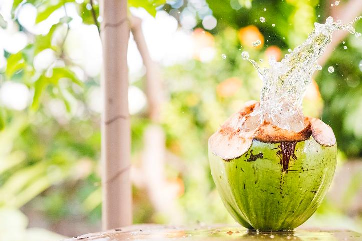 #comosefaz: Água de coco