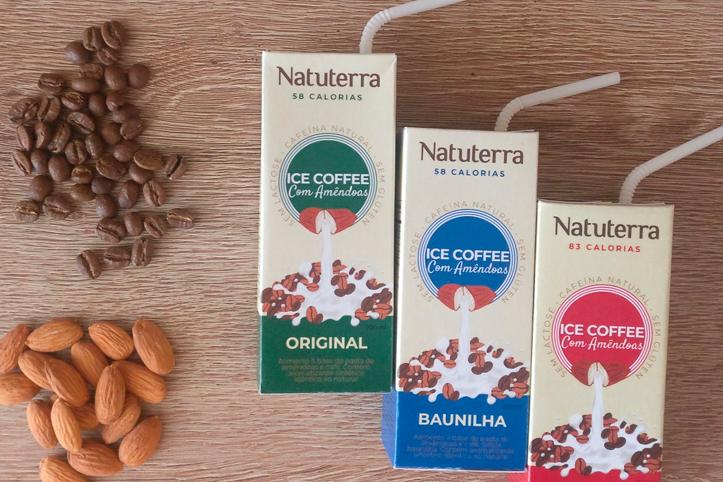 Novos cafés veganos gelados chegam ao mercado em três sabores