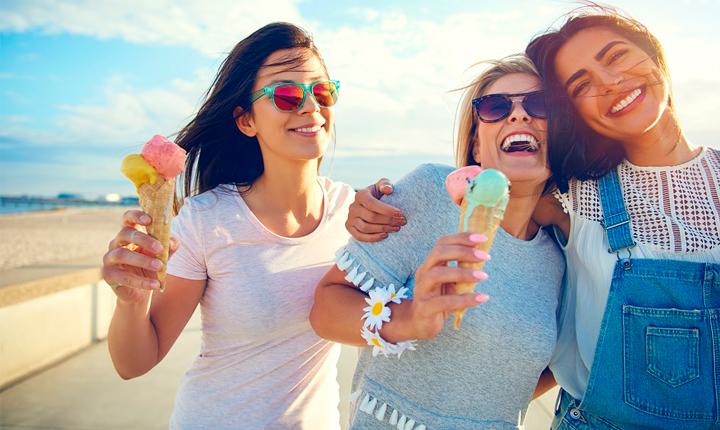 #comosefaz: sorvete