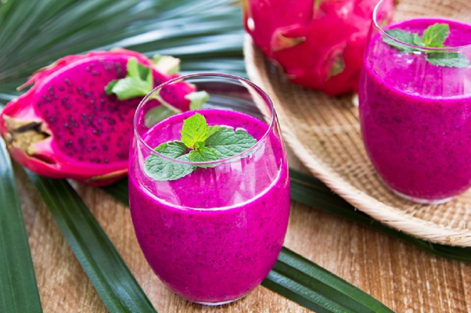 Refrescância turbinada: Aprenda a fazer o Smoothie Pink Proteico