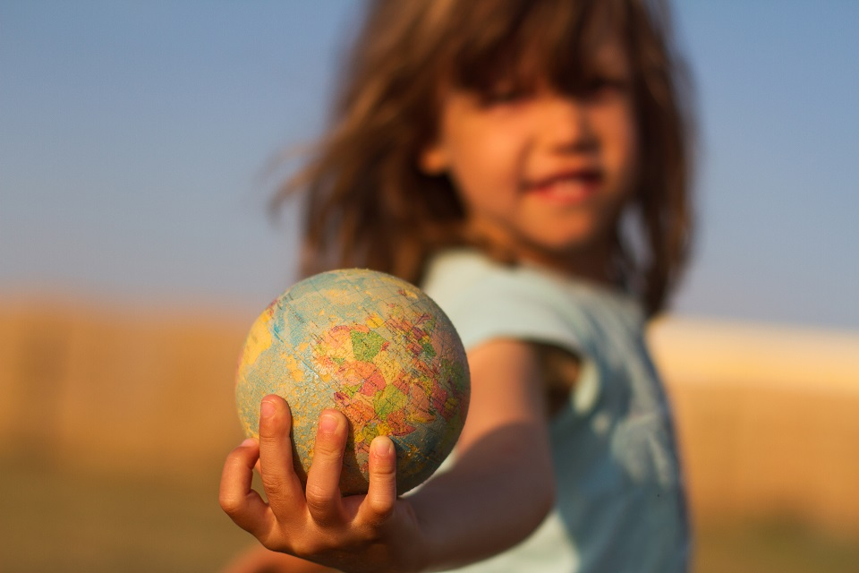 Quatro atitudes que você pode tomar por um mundo melhor