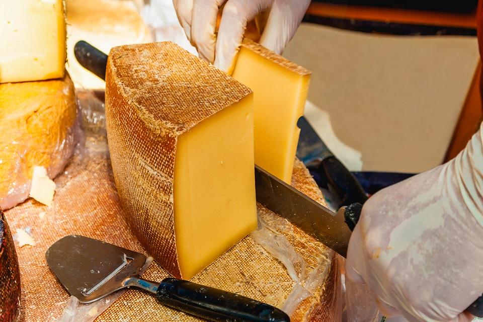 Sete fatos interessantes sobre queijos