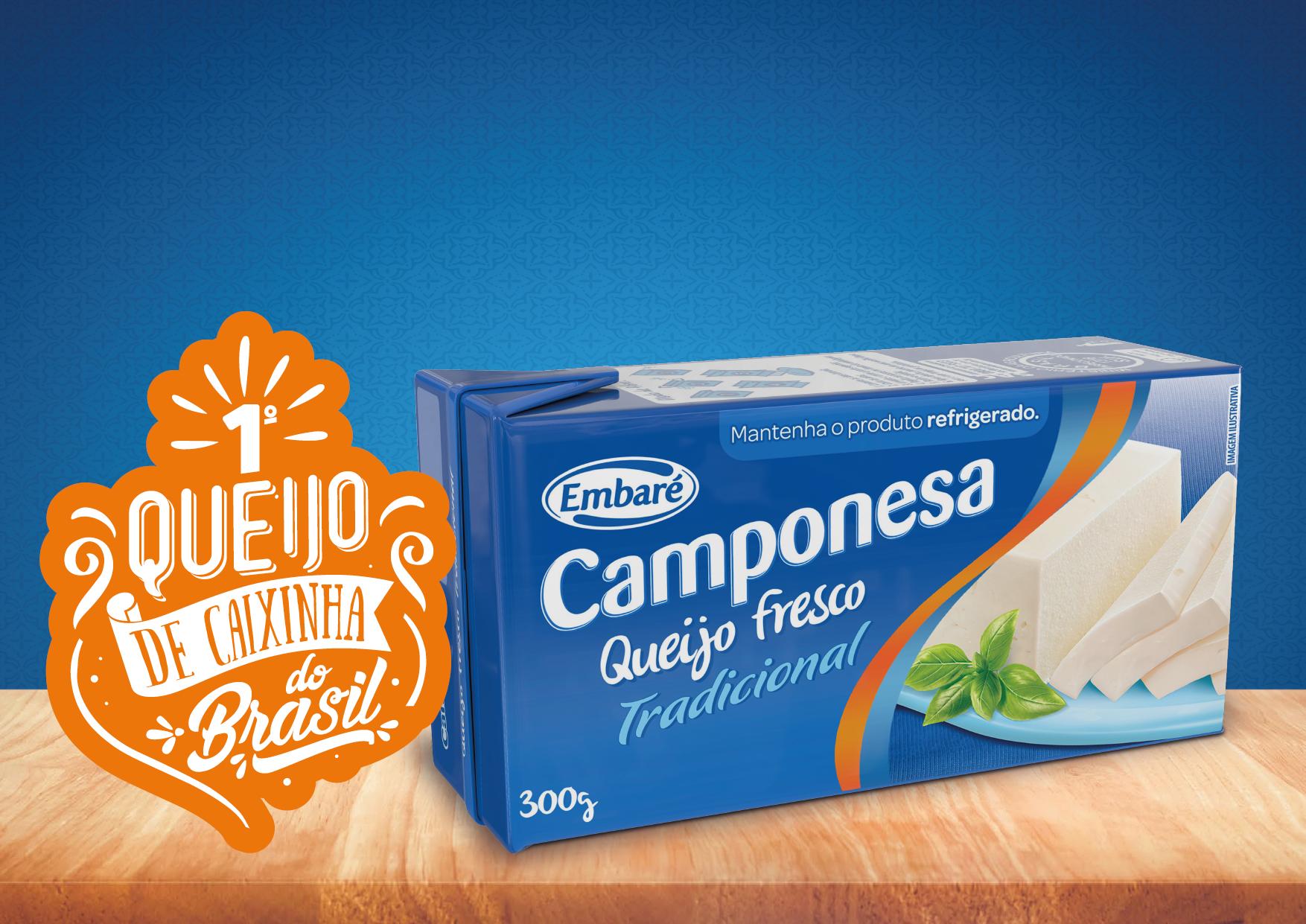 Você conhece o queijo em caixinha?