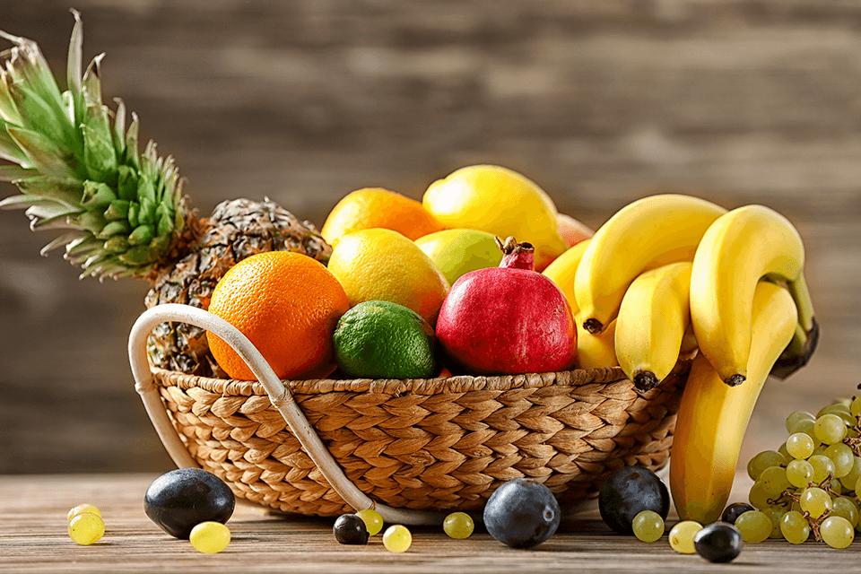 Glossário das Frutas