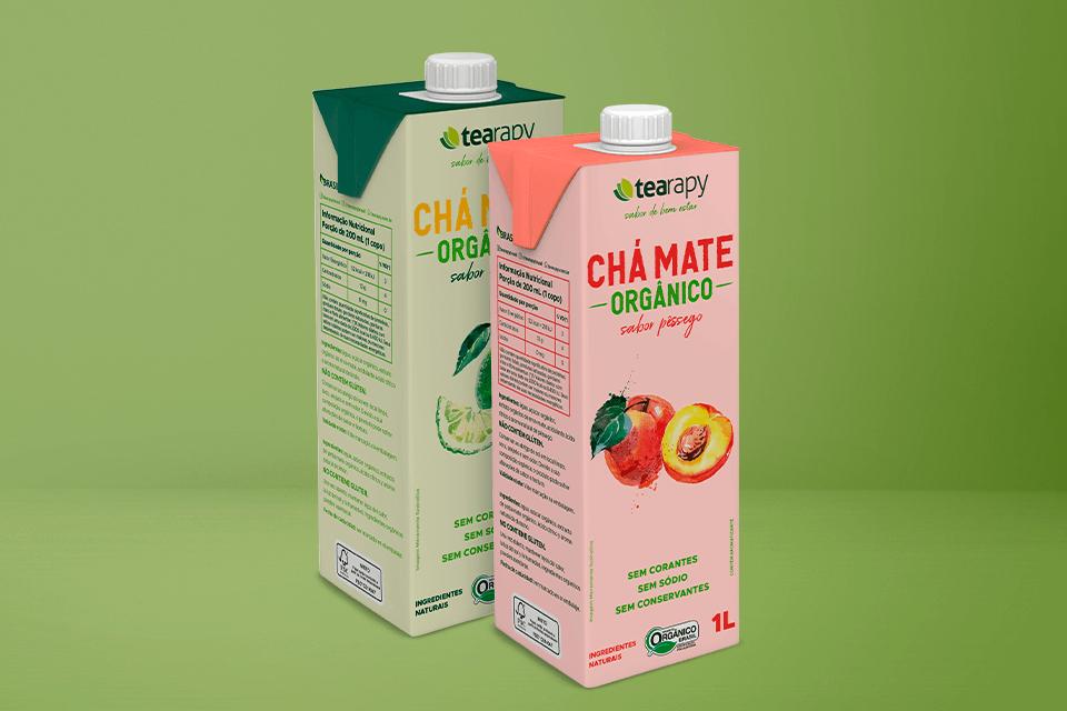 O primeiro chá mate orgânico do Brasil – agora ainda mais sustentável