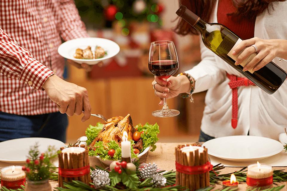 Como não enfiar o pé na jaca nas festas de final de ano?